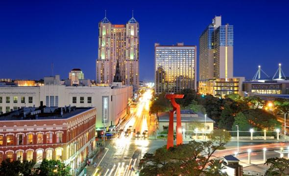 San Antonio, Texas: junio. Sus precios bajan hasta un 49 %.