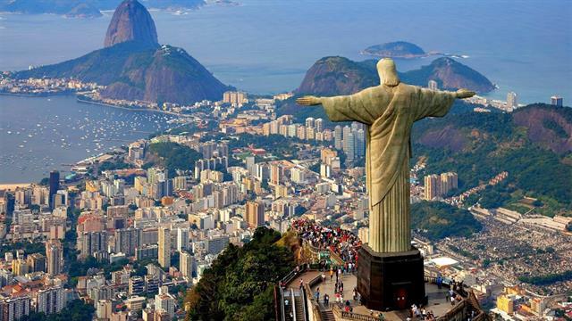 Rio de Janeiro: noviembre. Los precios están un 37 % más baratos que en diciembre y enero.