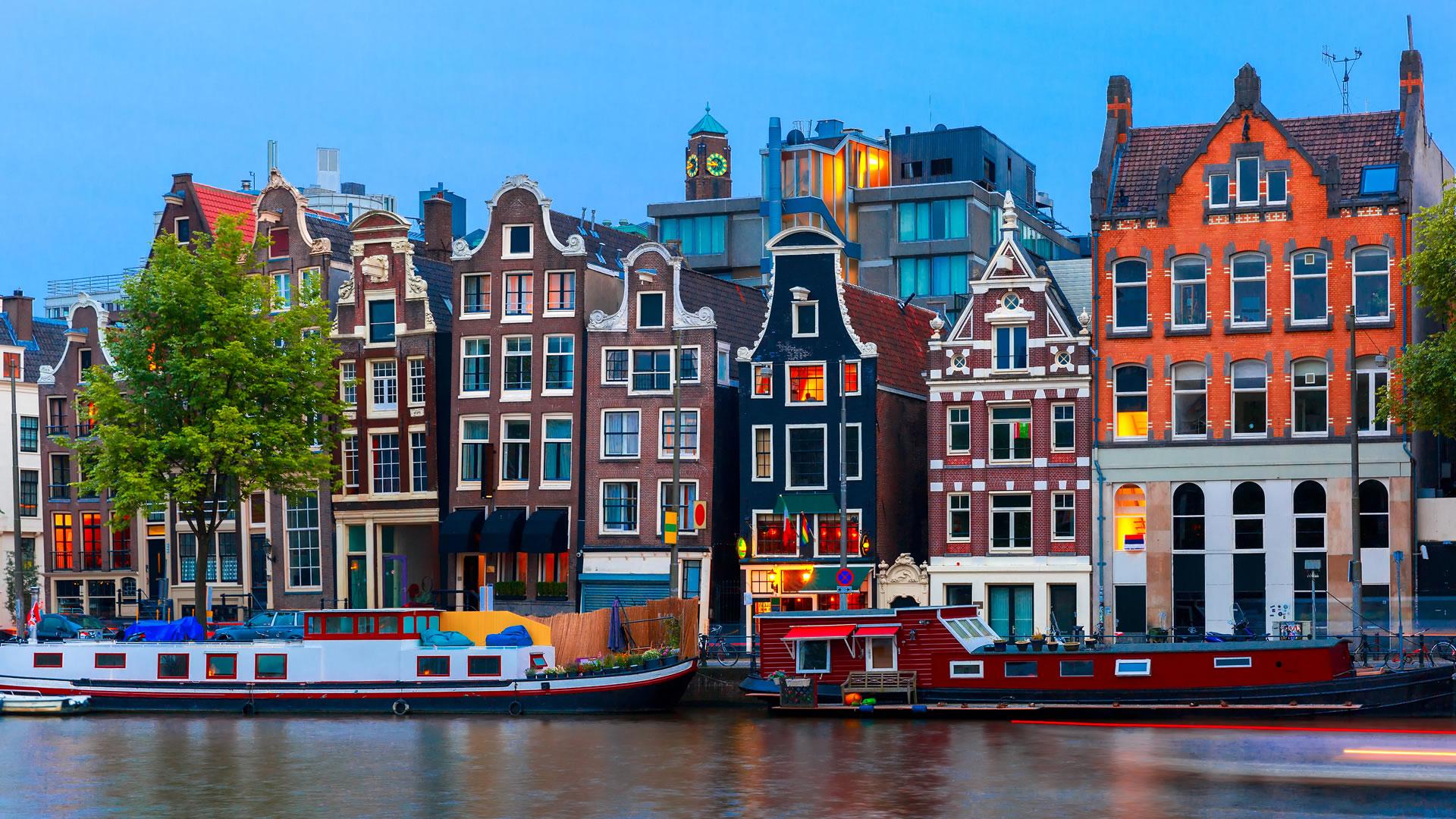7 - Ámsterdam, Países Bajos