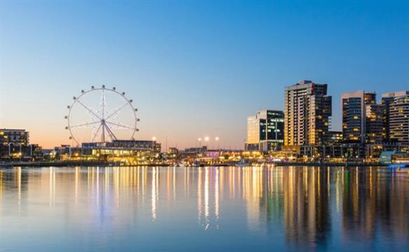 Melbourne: enero. Visitar esta ciudad después de Navidad y el Australian Open permite conseguir buenos hoteles a US$ 112 la noche.