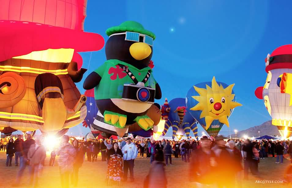 Albuquerque-Balloon-Festival-Picture-S