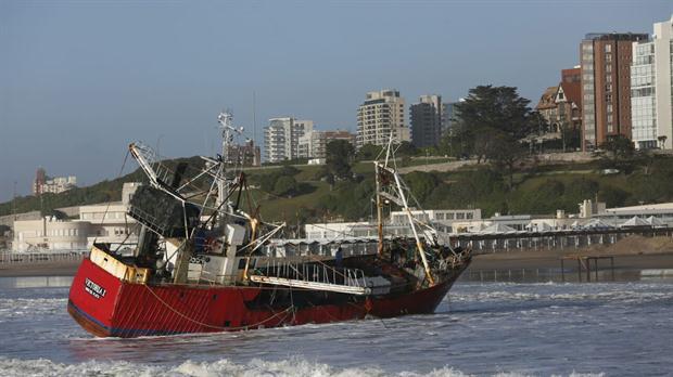 barco mar del plata