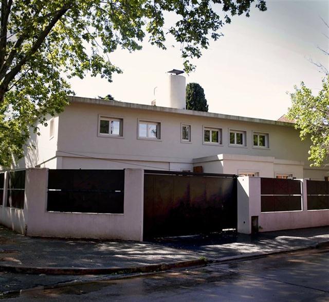 La casa de Freiler en Olivos exhibió modificaciones evidentes, pero no fueron informadas