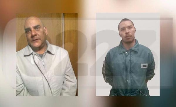 Las caras de los presuntos asesinos tras 12 días en prisión