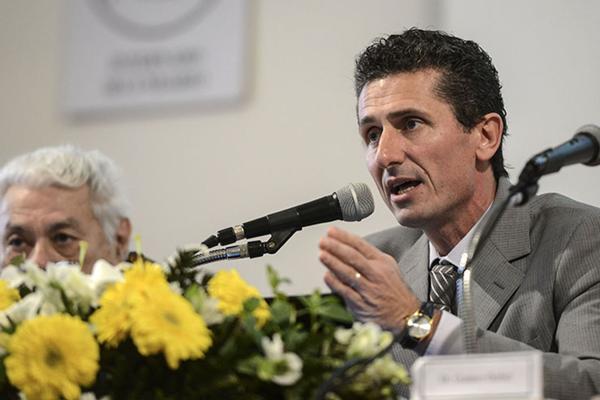 Gustavo Herbel, juez de la Cámara de Garantías de San Isidro