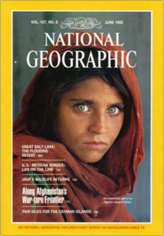 La famosa portada de la revista