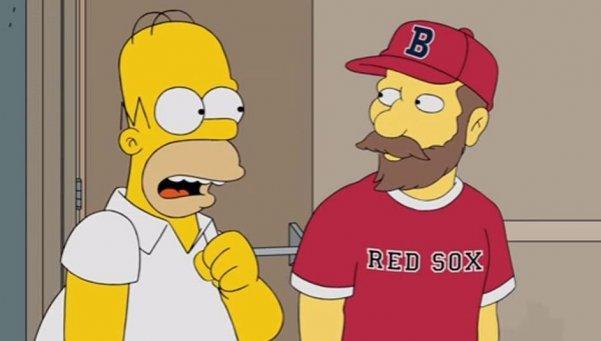 Los-Simpson-Trump