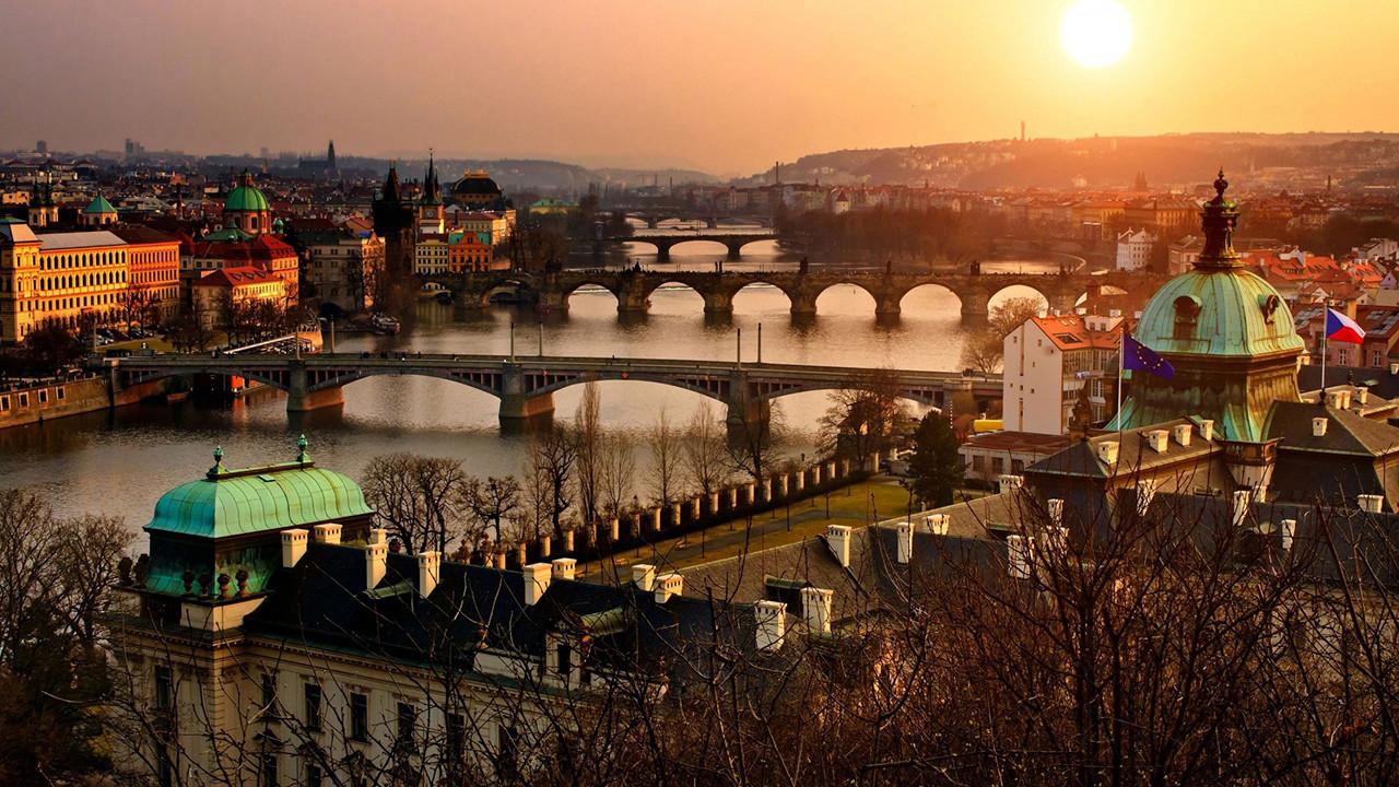 6 - Praga, República Checa