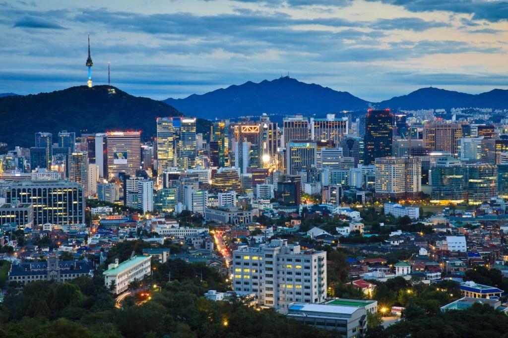 1 - Seúl, Corea del Sur