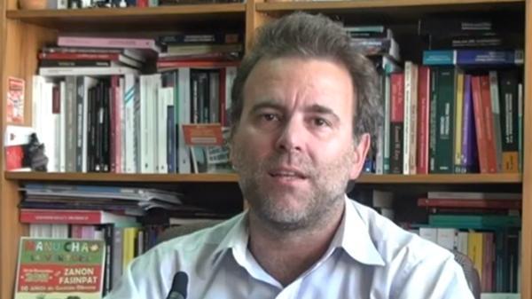 Juan Francisco Tapia, juez de Garantías Nº 4 de Mar del Plata