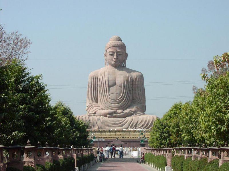 Budismo: Bodh Gaya, India