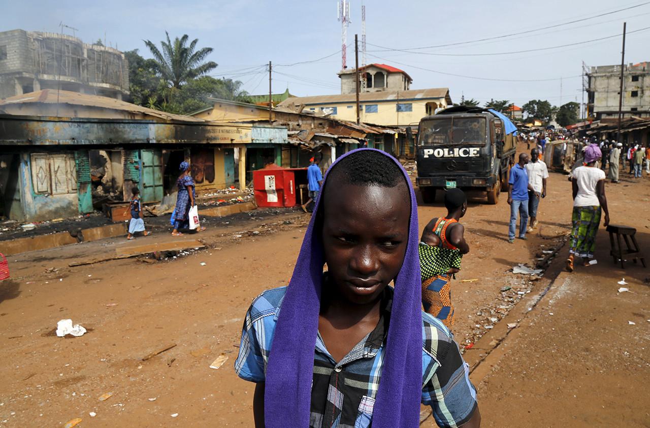 12) Guinea