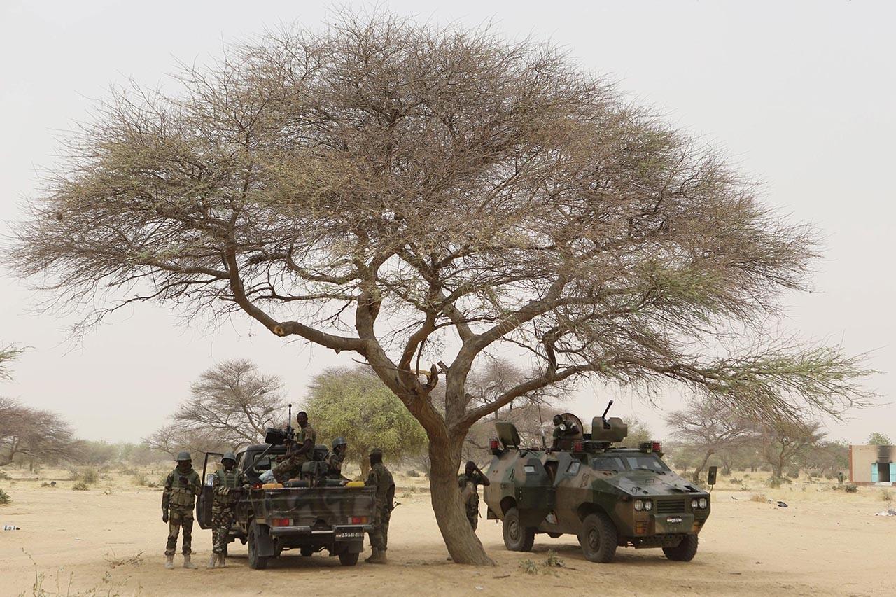 13) Níger