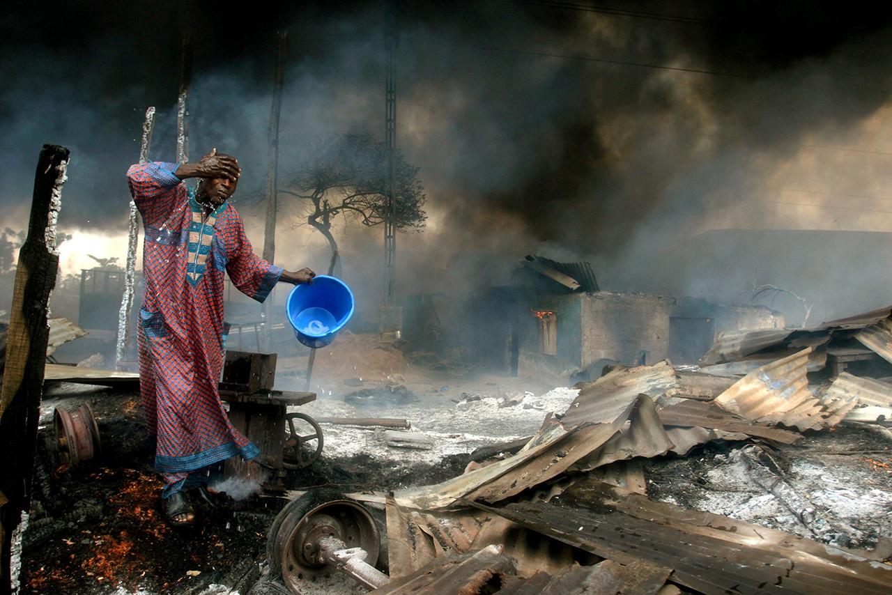 15) Nigeria