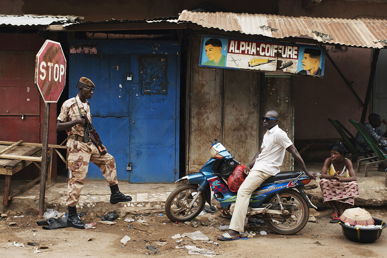 16) Mali
