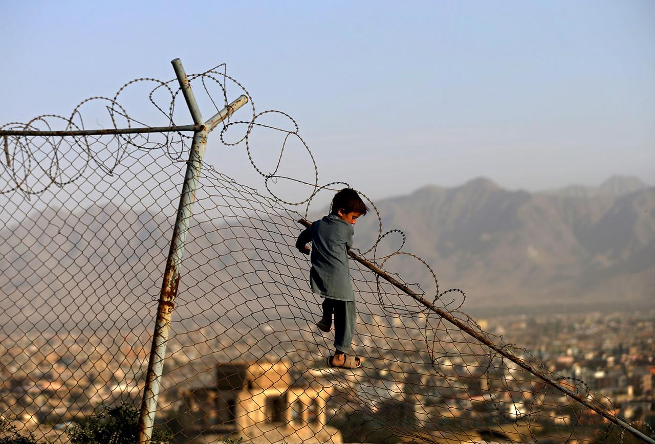 2) Afganistán