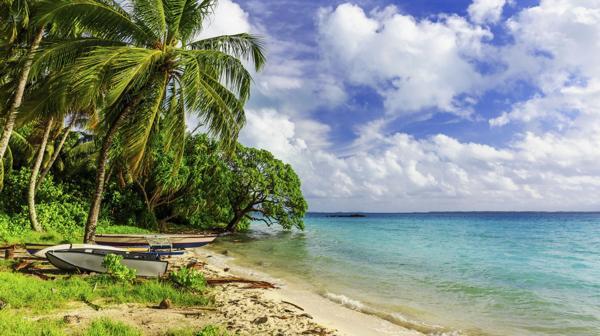 Kiribati (5.000 visitantes)