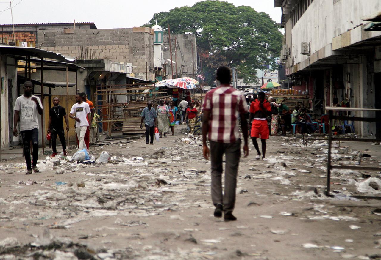 5) Congo