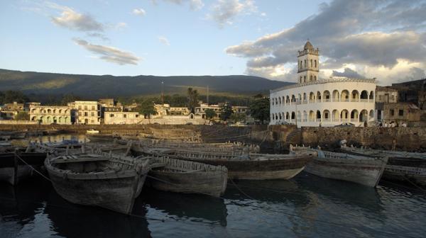 Comoros (15.000 visitantes)