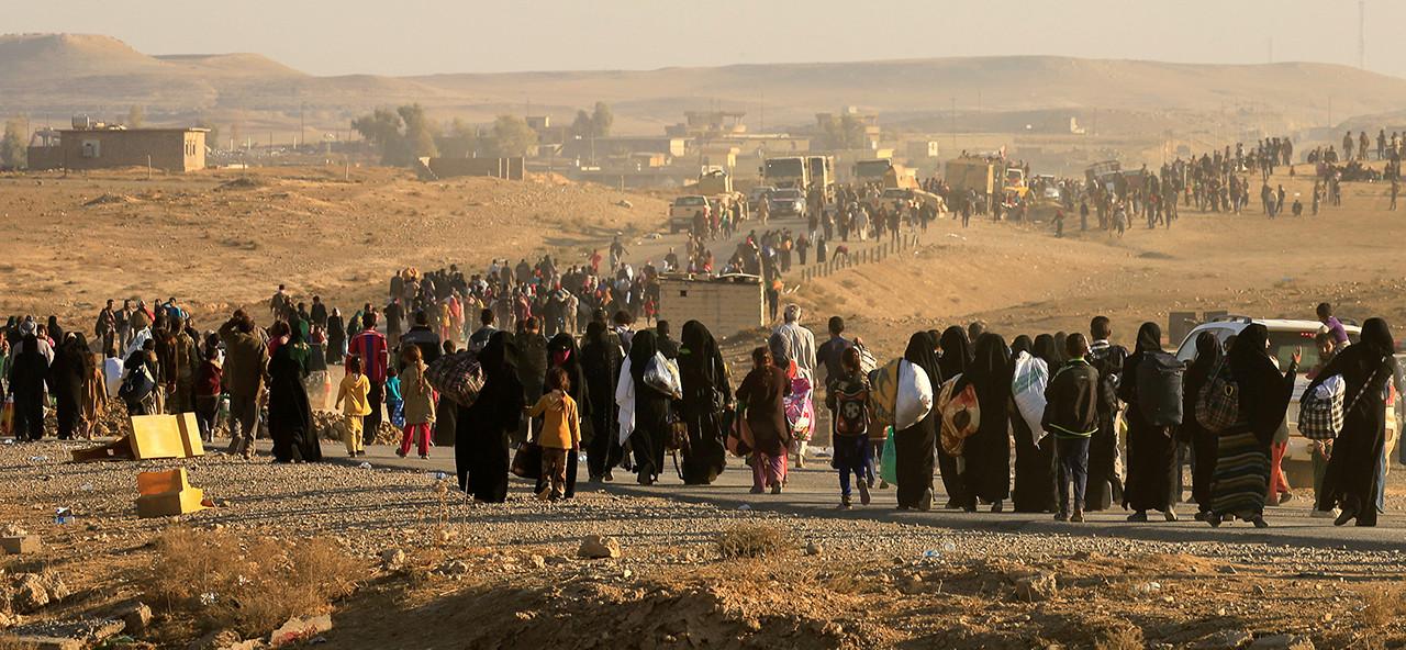 7) Irak