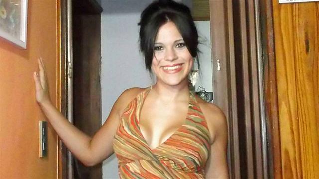 Agustina Szczerbaty era una de las coordinadoras del viaje. Foto: Facebook Agustina Szczerbaty