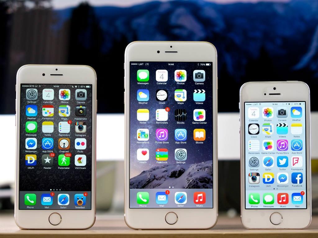 El iPhone revolucionó el mercado de los celulares.