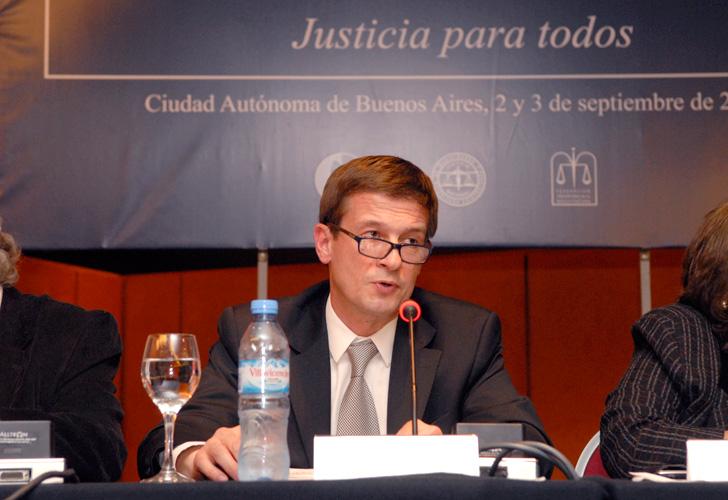 El Juez federal Julián Ercolini