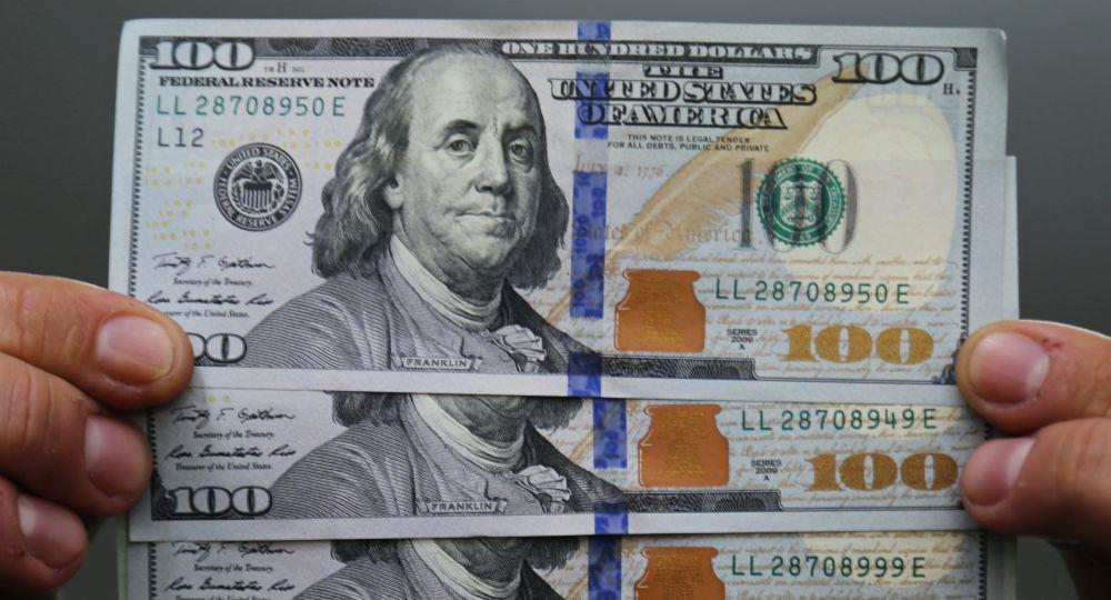 """zzzznacp2ANUARIO ECONOMIA - NOTICIAS ARGENTINAS BAIRES, FEBRERO 28 El dólar alcanzó un valor de """"equilibrio"""" en torno a los 15,60 pesos, pero seguirá subiendo por el aumento de la demanda si el Banco Central no interviene, al menos hasta que se concrete la liquidación fuerte de soja allá por abril o mayo, estiman los expertos. Foto NA: (ARCHIVO)PABLO LASANSKYzzzz"""