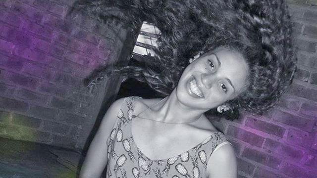 Rocío Martinez, una de las estudiantes que falleció en el accidente. Facebook Rocio Martinez