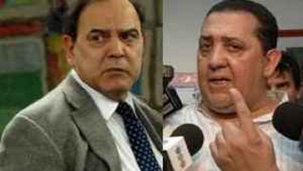 Presidente de Enarsa Ezequiel Espinoza y Luis D'Elía, beneficiario