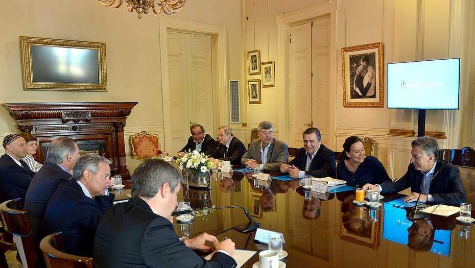 Macri preside el martes la primera reunión de Gabinete del año.