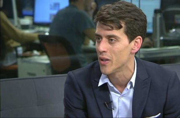 El director de operaciones de Uber, Mariano Otero. (Imagen: Infobae)
