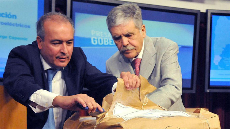 José López y Julio De Vido