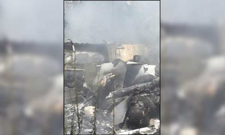 Cinco muertos tras caerse una avioneta en Marcos Paz   Nexofin