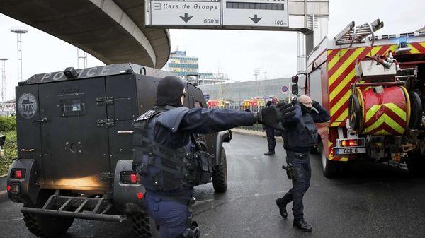 Las fuerzas de seguridad acudieron rápidamente al lugar