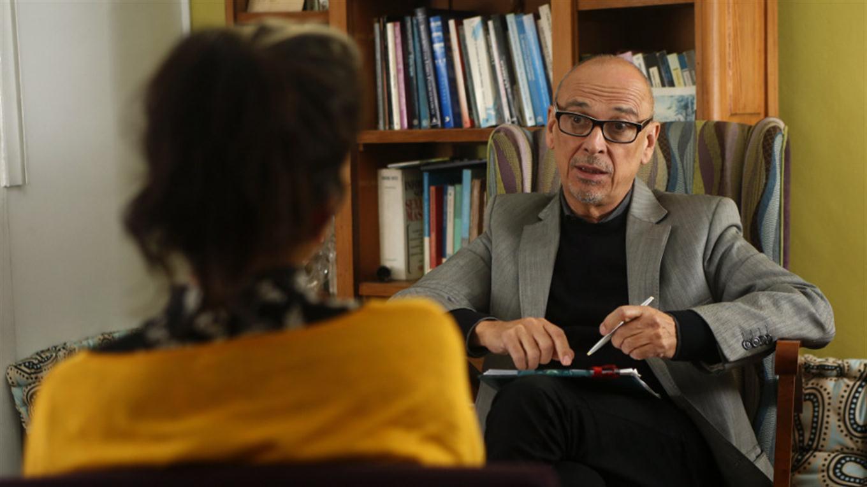 Adrián Helien, psiquiatra que coordina el grupo de atención a personas trans del Durand Daniel Jayo.