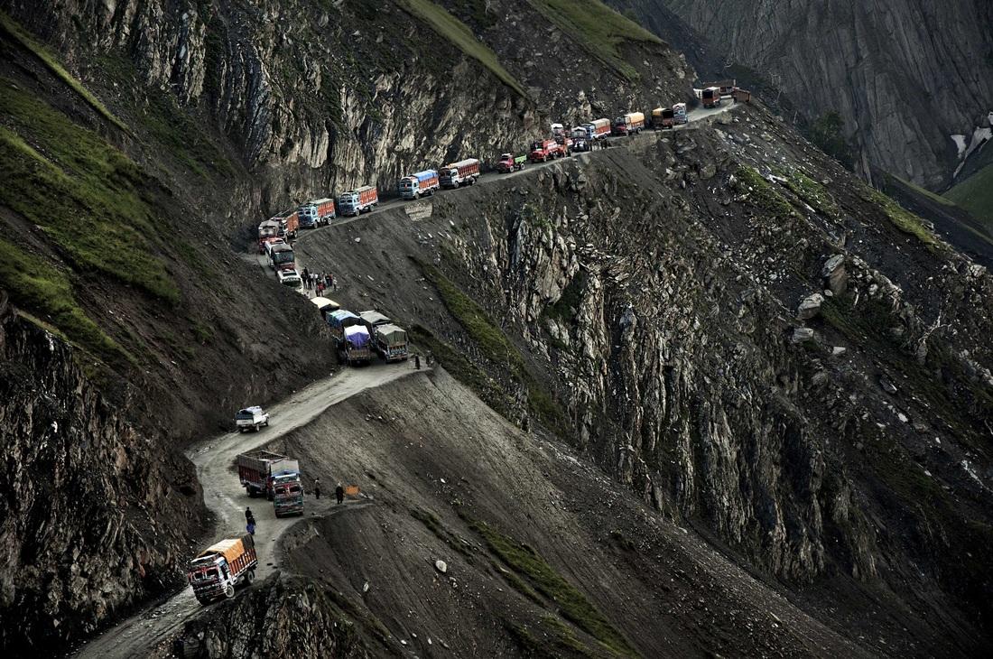 Carretera de las Yungas, Bolivia