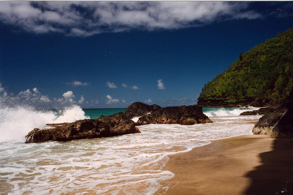 Hanakapiai Beach Hawaii