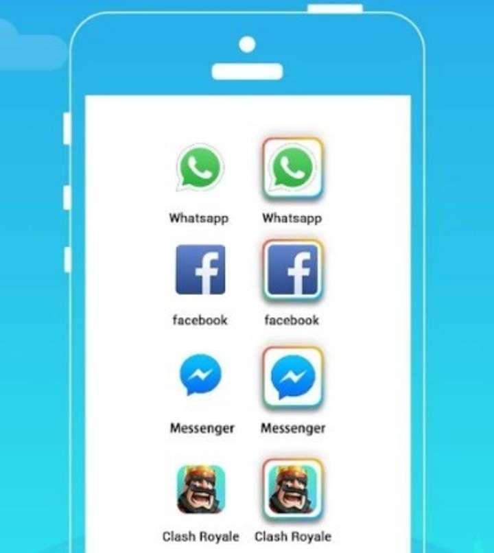 Parallel Space, la aplicación que te permite clonar apps para Android.