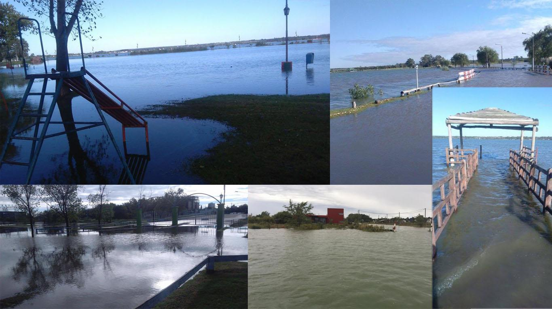 inundacion la pampa
