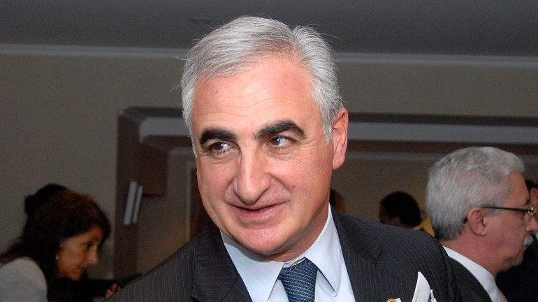 José Ramón Granero, titular de la Sedronar entre 2004 y 2011