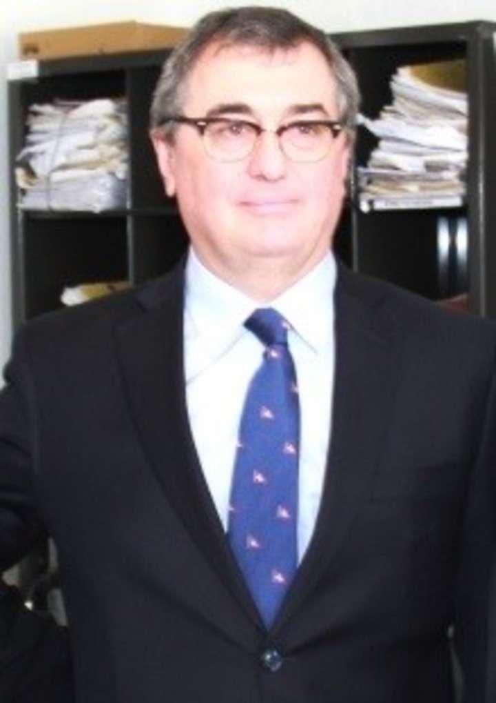 Marcelo Lapargo, fiscal general de San Martín.