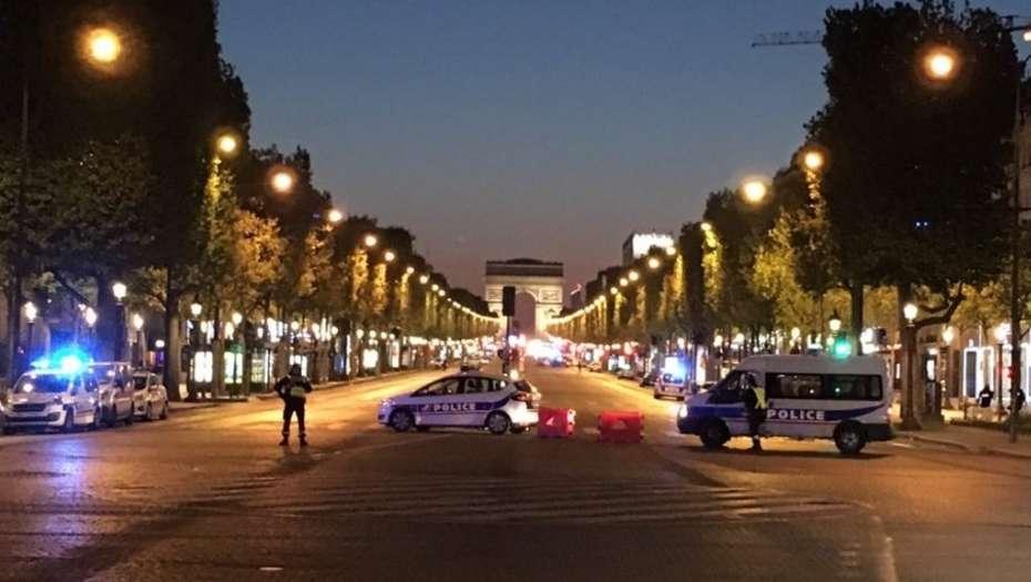 París tiroteo
