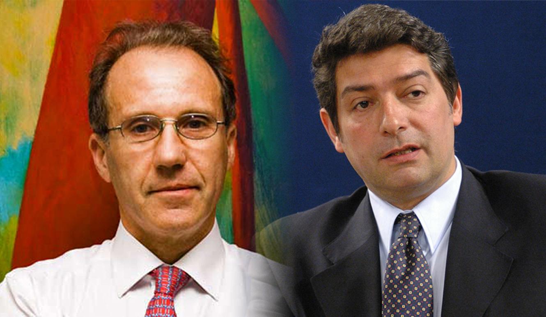 Carlos Rosenkratz y Horacio Rosatti