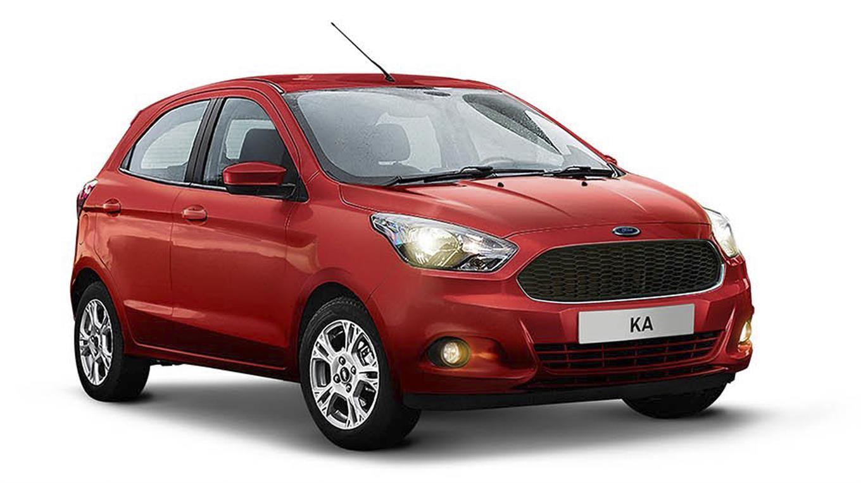 El Ford Ka.