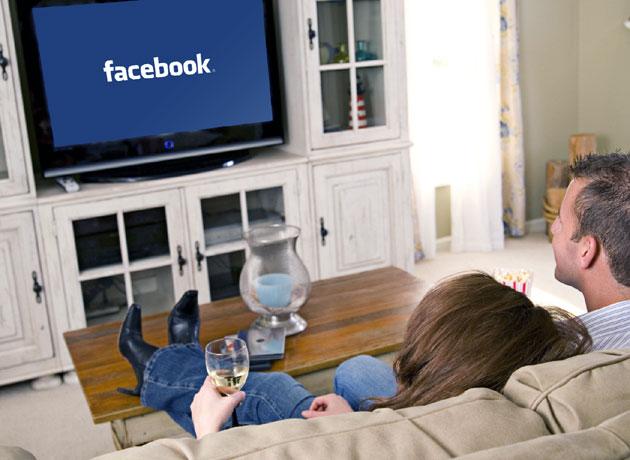 Facebook, netflix