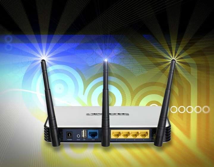 Routers inalámbricos, una solución más.