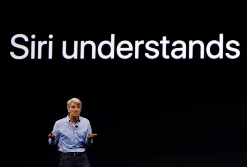 """Siri, cada día más """"inteligente y proactiva""""."""