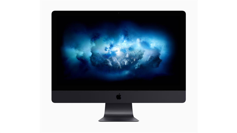 iMac Pro, la estación de trabajo que presentó Apple.