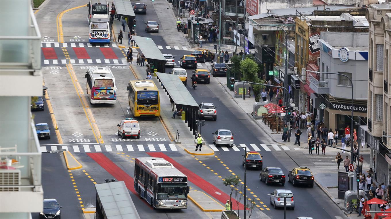 Efecto metrobus. El acceso a los medios de transporte mejoran la valuación.